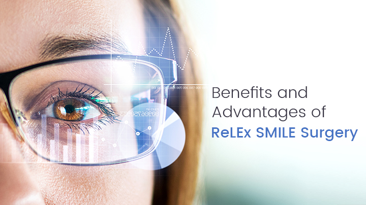 Benefits and Advantages of ReLEx SMILE Surgery