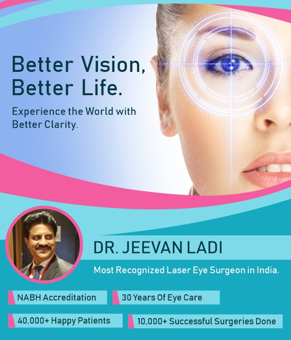 Better Vision and Better Life at Dada Laser Eye Institute